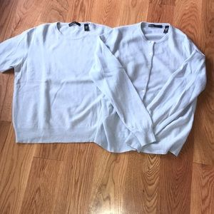 Lord & Taylor Cashmere Twin Set
